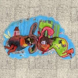 ELIKA : CD  Snuggle Bunnies