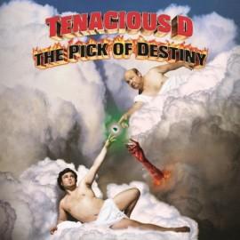 TENACIOUS D : LP Pick Of Destiny - Deluxe