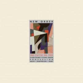 NEW ORDER : LP 1981-1982