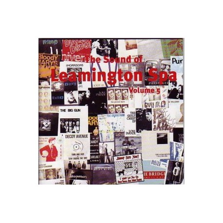 VARIOUS : CD The Sound Of Leamington Spa Volume05