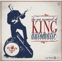 KING AUTOMATIC : CD The Not Essential King Automatic