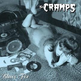 "CRAMPS (the) : 10""EP Blues Fix"