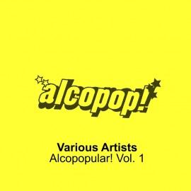 "VARIOUS ARTISTS : 3""CD Alcopopular! Vol1"