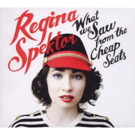 SPEKTOR Regina : CD What We Saw From The Cheap Seats