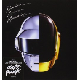 DAFT PUNK : CD Random Access Memories
