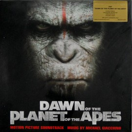GIACCHINO Michael : LPx2 Dawn Of The Planet Of The Apes