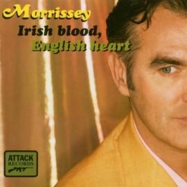 MORRISSEY : CDEP Irish Blood, English Heart