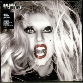 LADY GAGA : LPx2 Born This Way