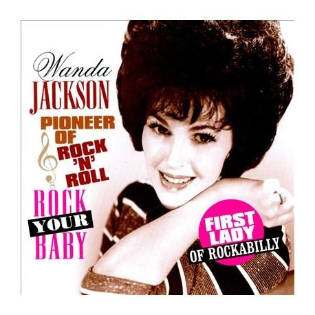 JACKSON Wanda : LP Pioneer Of Rock 'N' Roll