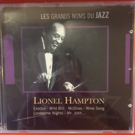 HAMPTON Lionel : CD Les Grands Noms Du Jazz