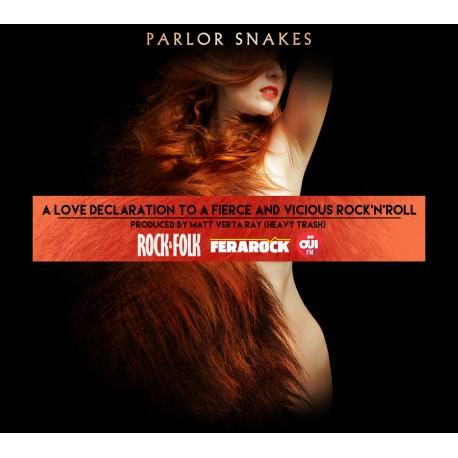 PARLOR SNAKES : CD Let's Get Gone