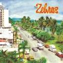 ZEBRAS (the) : LP Siesta