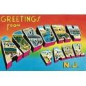 SPRINGSTEEN Bruce : LP Greetings from Asbury Park, N.J.
