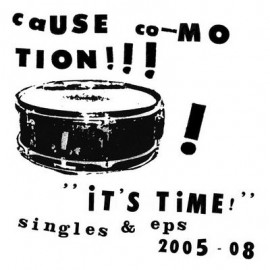 CAUSE CO-MOTION ! : It's Time