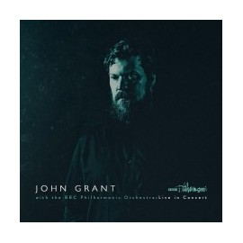 GRANT John : LPx2 With the BBC Philarmonic Orchestra : Live in concert