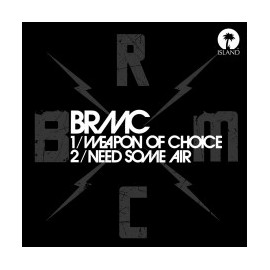 BLACK REBEL MOTORCYCLE CLUB : Weapon of choice