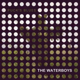 """WATERBOYS (the) : 10""""EP Puck's Blues"""