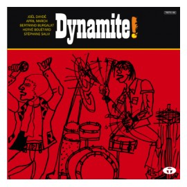 "OST QUAI D'ORSAY : 10""EP Dynamite"
