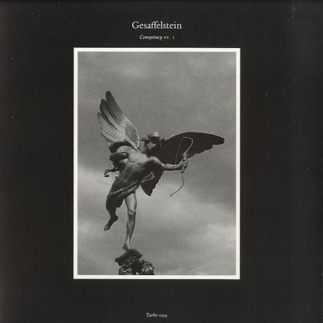 """GESAFFELSTEIN : 12""""EP Conspiracy PT. I"""