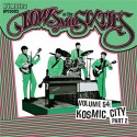 VARIOUS ARTISTS : LP Lows In The Mid Sixties Volume 54 : Kosmic City Part 2