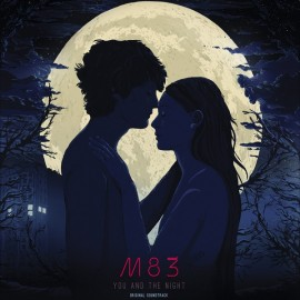 M83 : LP+CD You And The Night