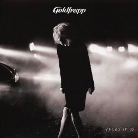 GOLDFRAPP : LP+CD Tales Of Us
