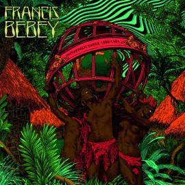 BEBEY Francis : LPx2 Psychedelic Sanza 1982-1984