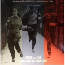 DELERUE Georges : LP Jules Et Jim