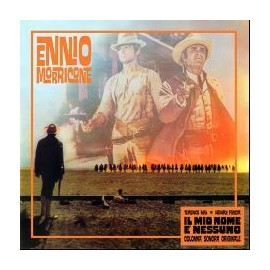 MORRICONE Ennio : LP My Name Is Nobody