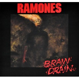 RAMONES (the) : LP Brain Drain