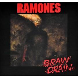 RAMONES (the) : LP Brain Drain