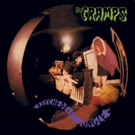 CRAMPS (the) : LP Psychedelic Jungle