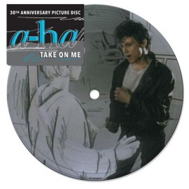 A-HA : Take On Me Picture