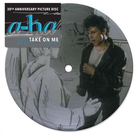 "A-HA : 10""EP Take On Me"
