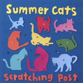 SUMMER CATS : Scratching Post