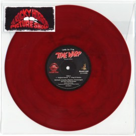 "ROCKY HORROR PICTURE SHOW (the) : 10""EP Time Warp"