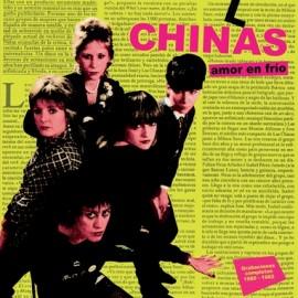 LAS CHINAS : LP Amor En Frio Munster