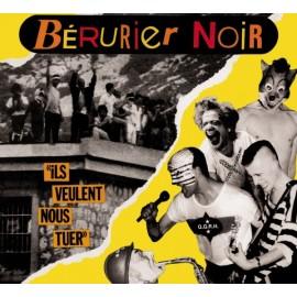 """BERURIER NOIR : 12""""EP Ils Veulent Nous Tuer"""