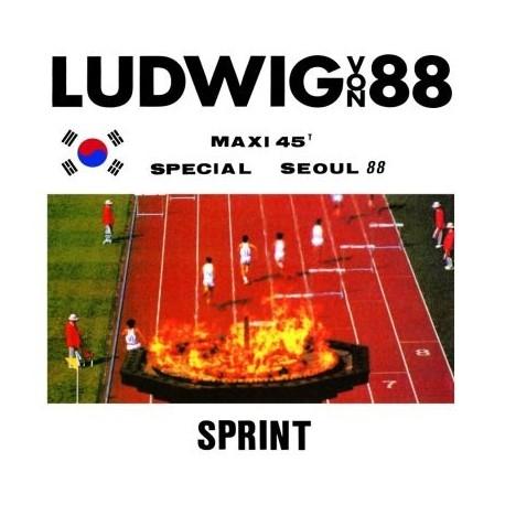 """LUDWIG VON 88 : 12""""EP Sprint"""