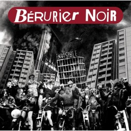BERURIER NOIR : LP Invisible