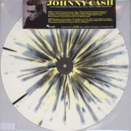 JOHNNY CASH : LP Live From KWEM, Memphis, May 21st 1955 + 1960/62 Demos