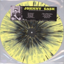 CASH Johnny : LP Sun Studios Demo Recordings 1955/56