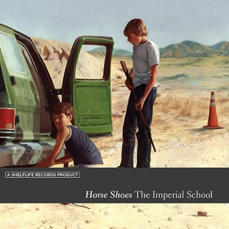 HORSE SHOES : The Imperial School