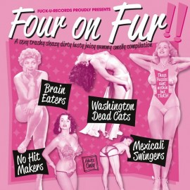 "VARIOUS : 7""EP Four On Fur"