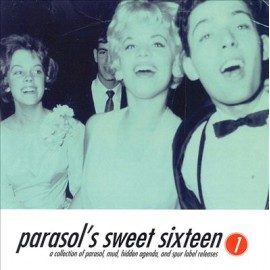 VARIOUS : PARASOL SWEET SIXTEEN VOL01