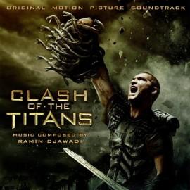 DJAWADI Ramin : CD Clash Of The Titans