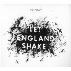 PJ HARVEY : LP Let England Shake