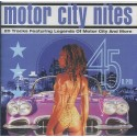 VARIOUS : CD Motor City Nites