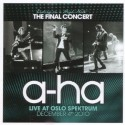 A-HA : CD+DVD Ending On A High Note - The Final Concert (Live At Oslo Spektrum December 4th, 2010)