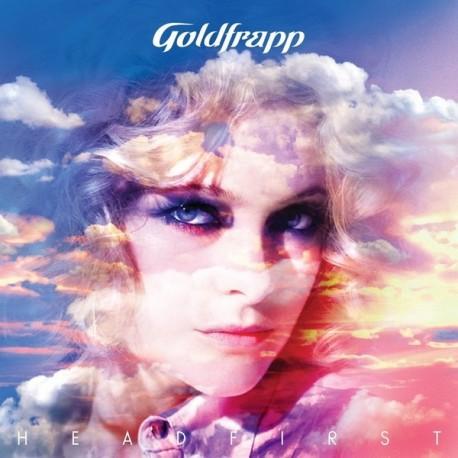 GOLDFRAPP : CD Headfirst